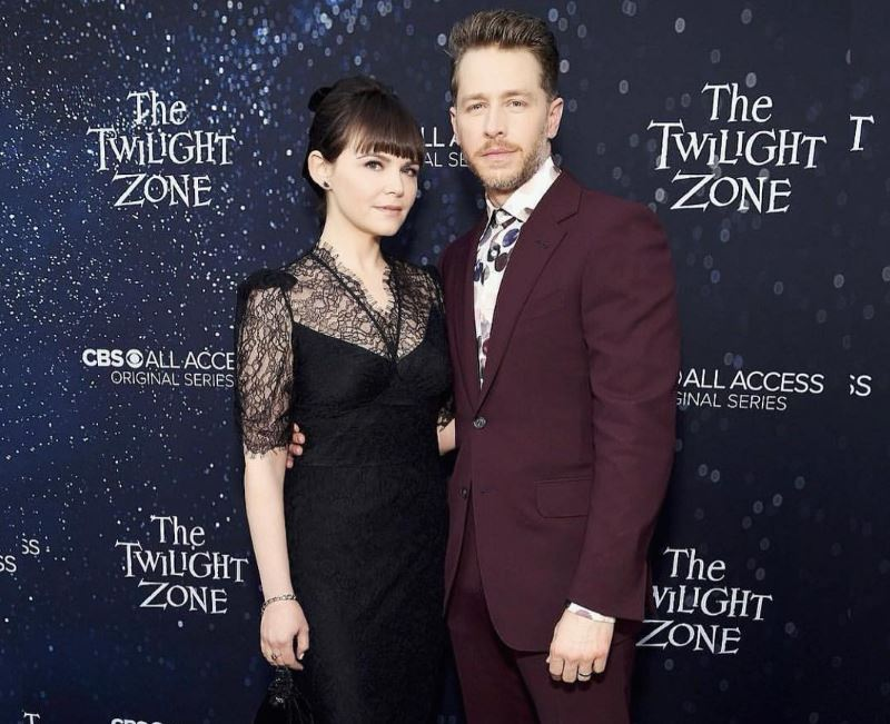 Josh Dallas wife, Ginnifer Goodwin