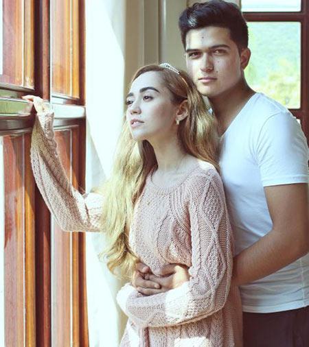 Carolina Ross Boyfriend, Ulices Chaidez