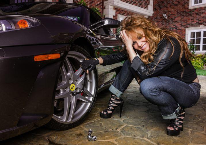 Jenni Rivera Net Worth, Car