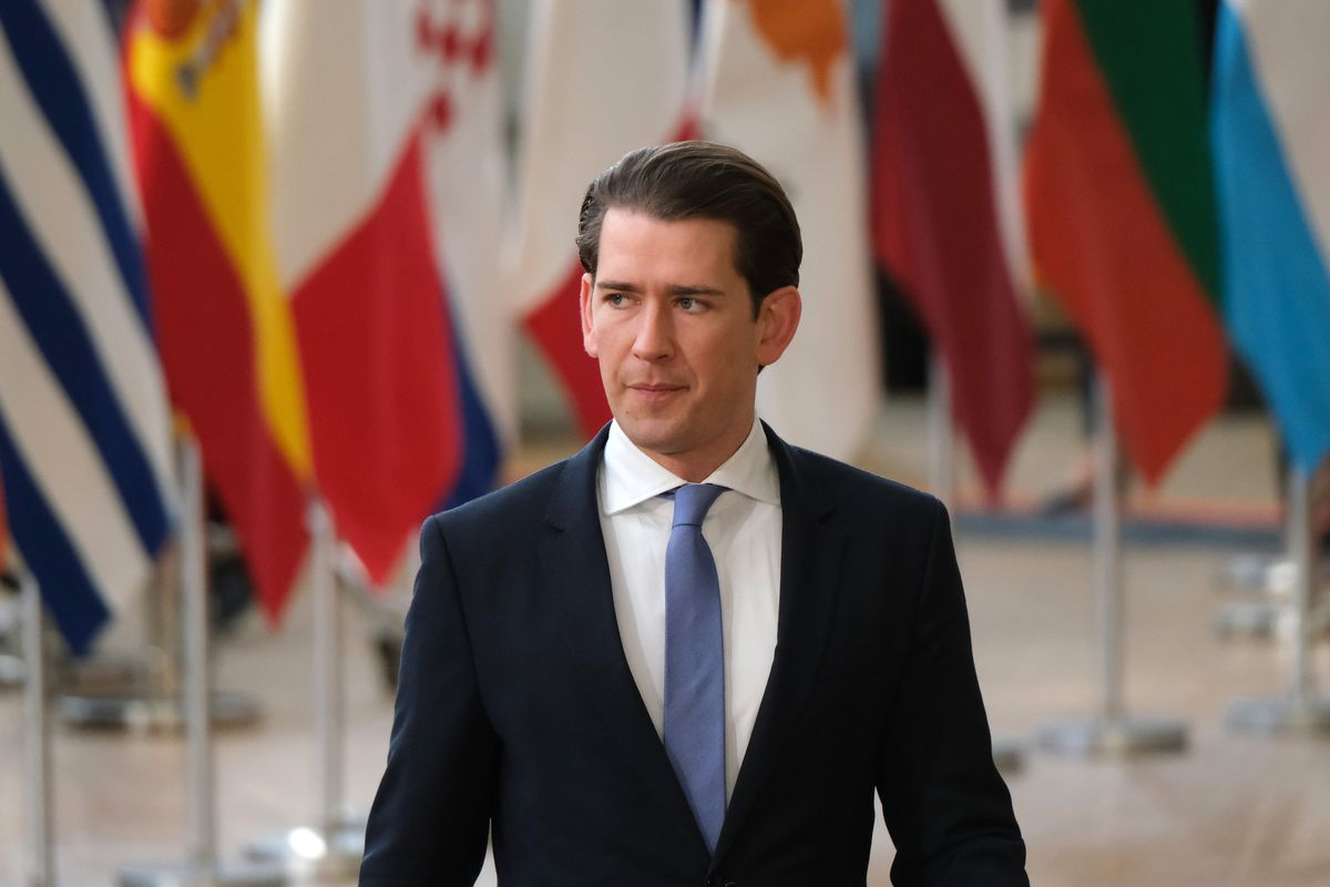 sebastian kurz bio, wiki, net worth