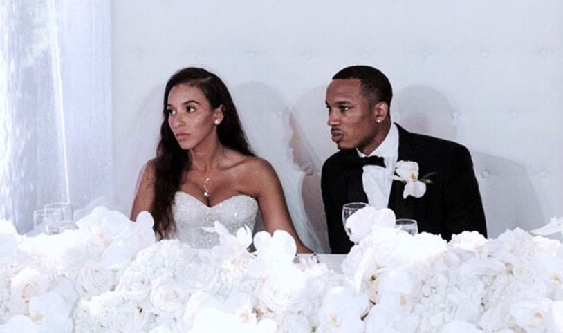 Avery Bradley Married with wife Ashley