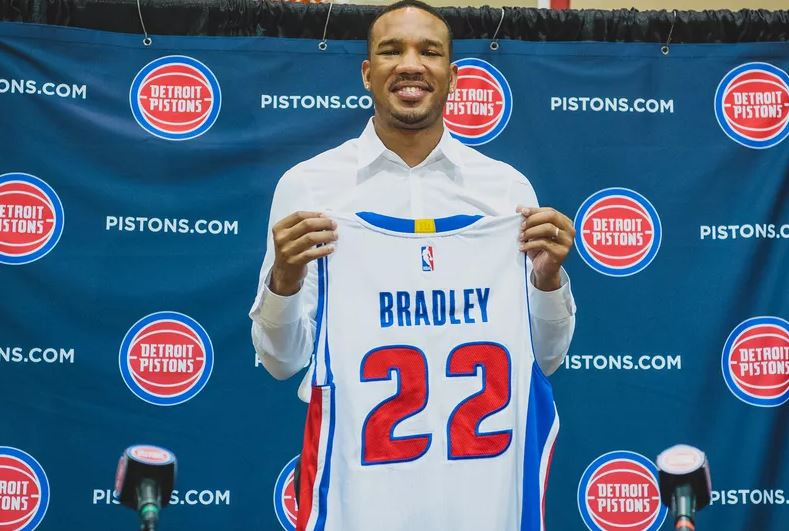 Avery Bradley Net Worth, salary, income