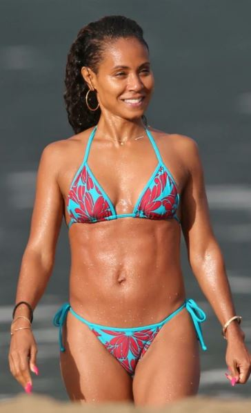Jada Pinkett Smith Body Measurements, height, weight, size