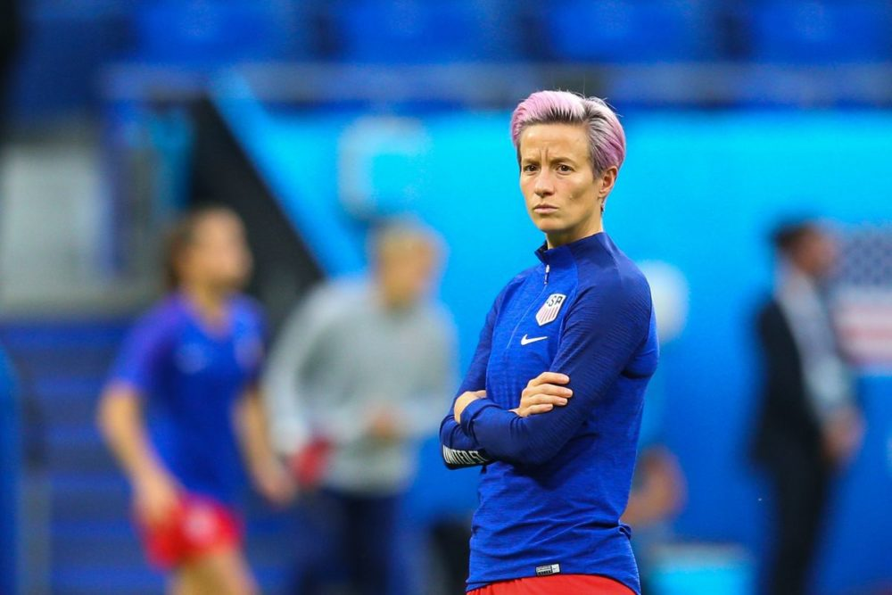 Megan Rapinoe Bio, Wiki, Net Worth