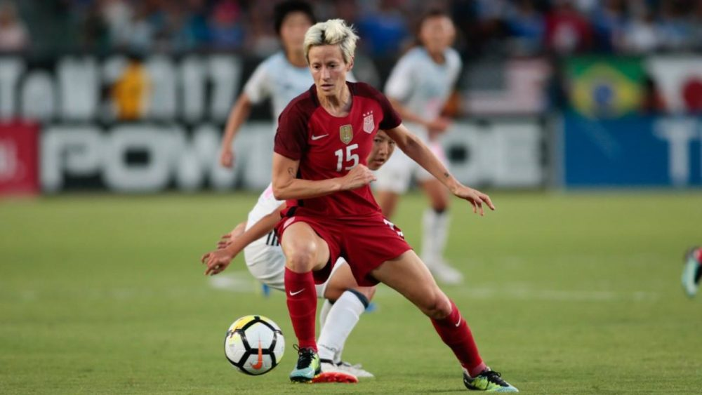 megan rapinoe Wiki, BIo, Net Worth