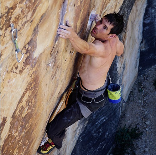 Alex Honnold Salary, Income, Net Worth