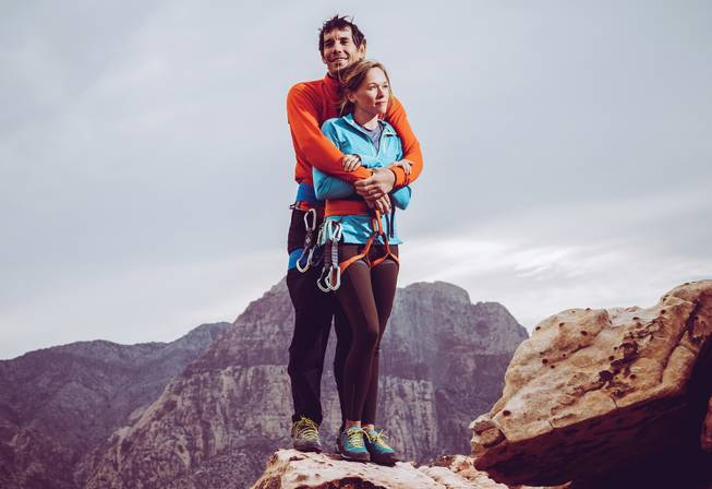 Alex Honnold Girlfriend, Sanni McCandless
