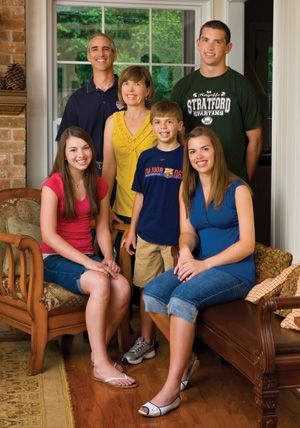 Andrew Luck Family, Sibilings, Parents