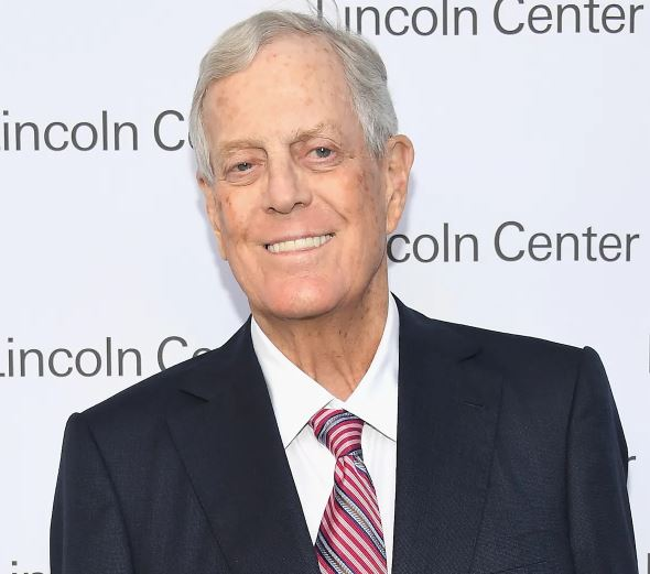 Charles Koch, David Koch Death, Died, Funeral