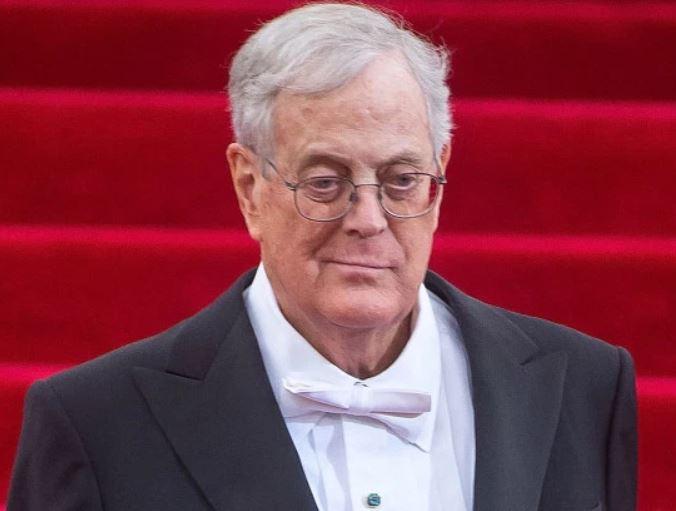 David Koch Net Worth, Salary, Income