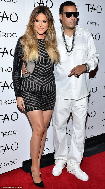 French Montana Married, Wife, Deen Kharbouch