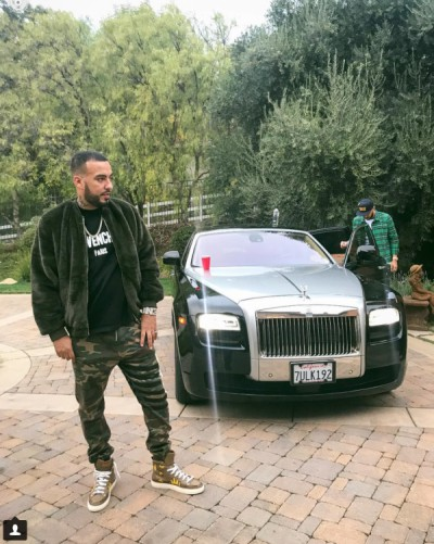 French Montana Net Worth, Salary, Income
