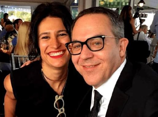 Greg Gutfeld Married, Wife, Elena Moussa