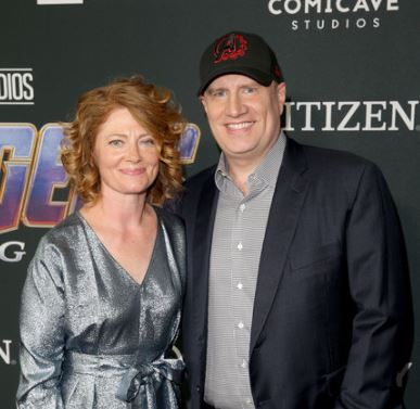 Kevin Feige Wife, Caitlin Feige