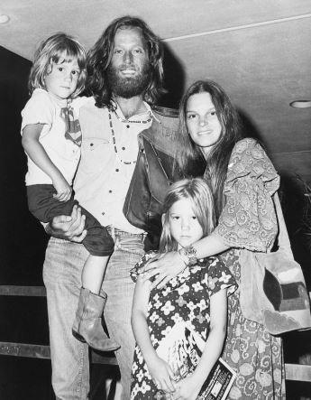 Peter Fonda Children, family, wife