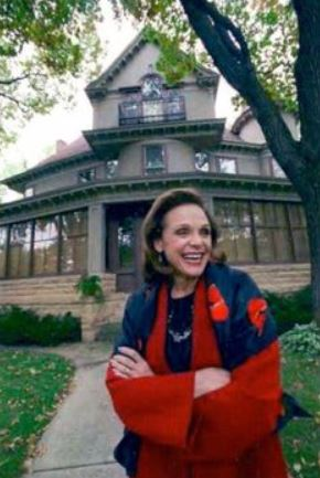 Valerie Harper House, Net Worth