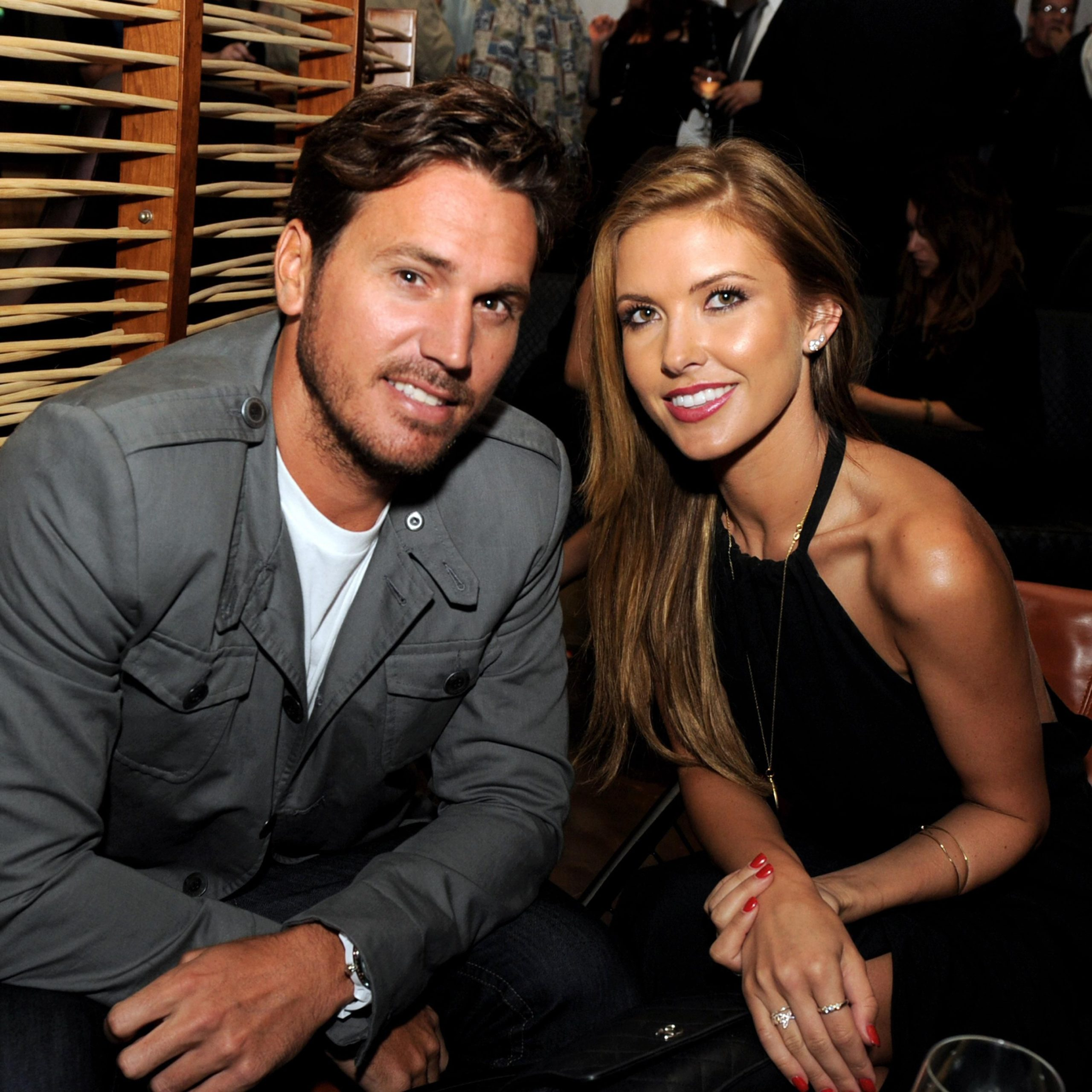 Audrina Patridge Married, Husband