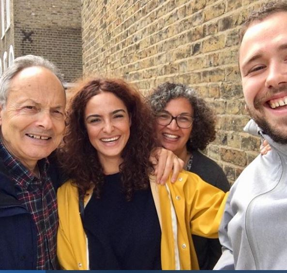 Anna Shaffer Family, Parents, Sibling