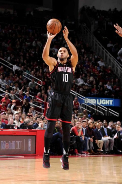 Eric Gordon Height, Weight, Body Measurement