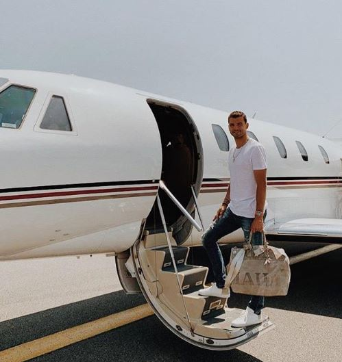 Grigor Dimitrov Aircraft, Net Worth