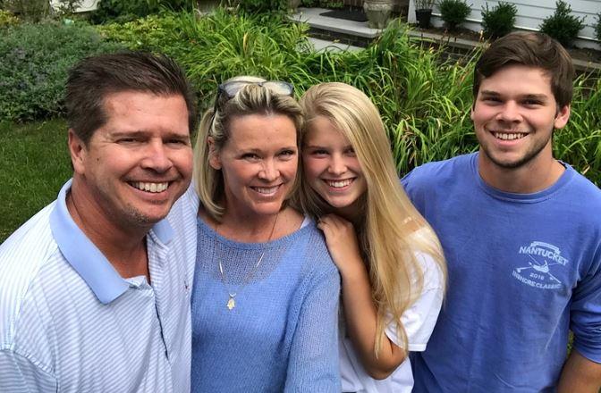 Heather Unruh Family, Husband, Children