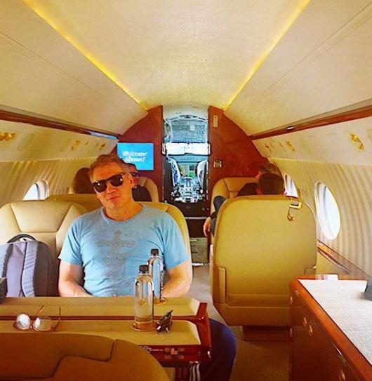 Holt McCallany Jetplane, Car, Net Worth