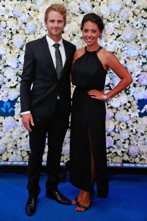 Kane Williamson dating, girlfriend, Sarah Raheem
