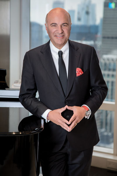 Kevin OLeary Height, Weight, Body Measurement
