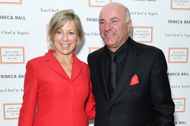 Kevin OLeary Married, Wife, Linda OLeary