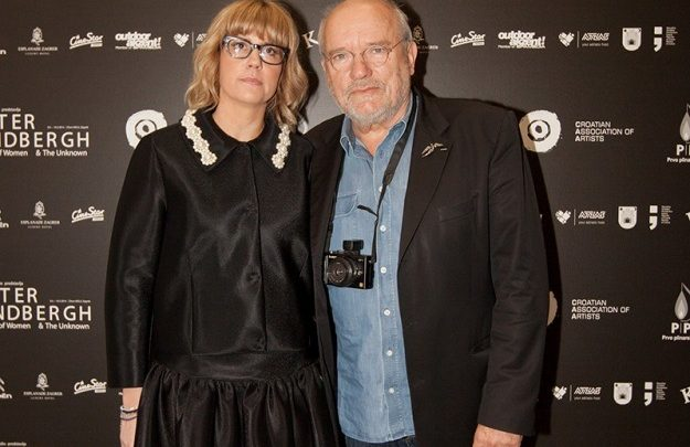 Peter Lindbergh Married, Wife, Petra Sedlaczek