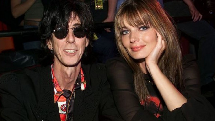 Ric Ocasek Married, Wife, Paulina Porizkova