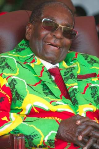Robert Mugabe Height, Weight, Body Measurement