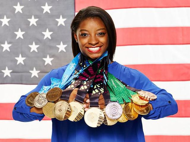 Simone Biles Medal, Awards, Net Worth