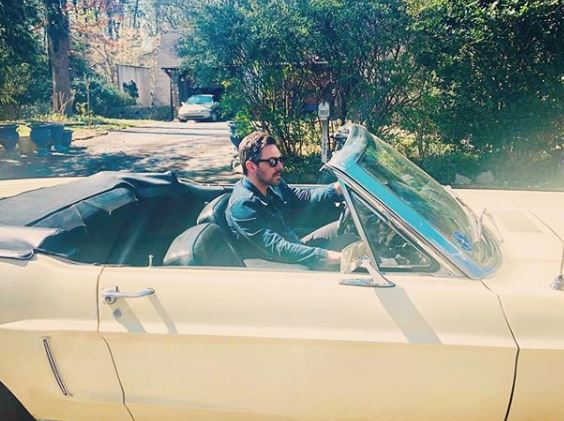 Steve Kazee Car, Net Worth