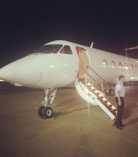 Steve Kazee Jetplane, Net Worth