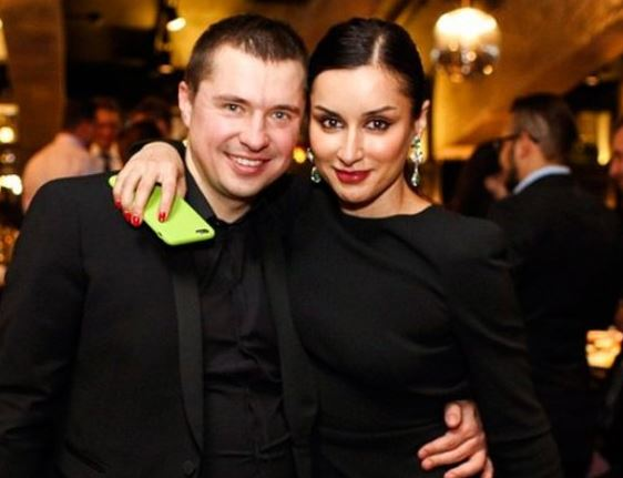 Tina Kandelaki Married, Husband, Vasily Brovko