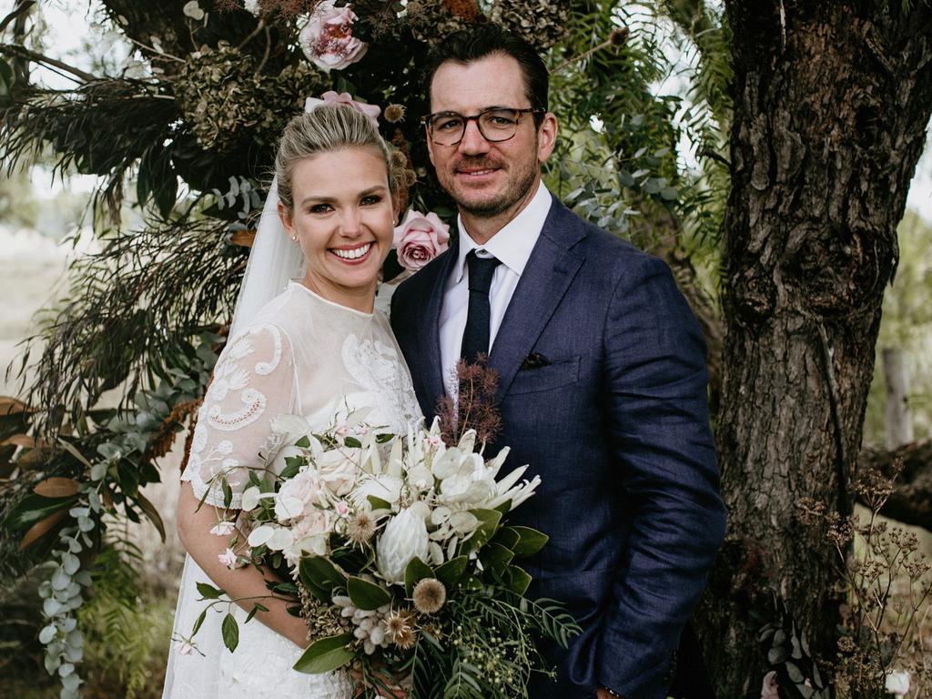 Edwina Bartholomew Husband, Wedding
