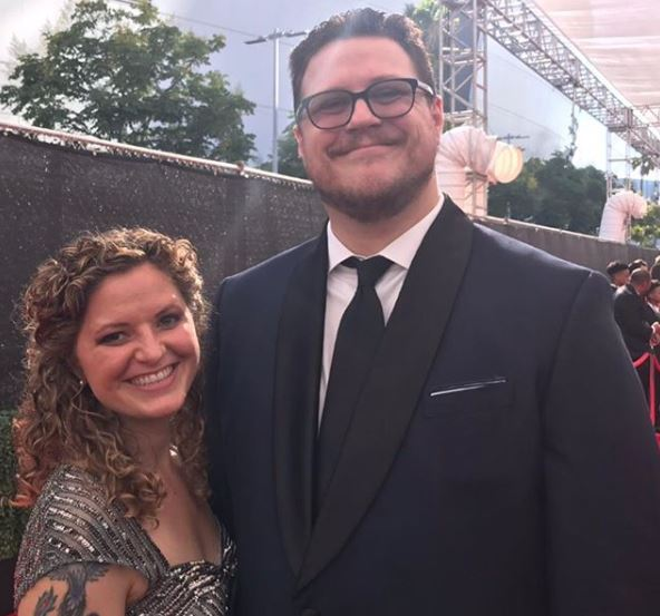 Cameron Britton Married, Wife, Family
