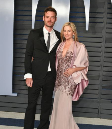 Christopher Backus Married, Wife, Mira Backus