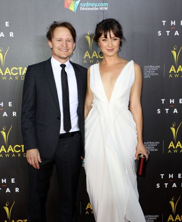 Damon Herriman Girlfriend, Dating, Married