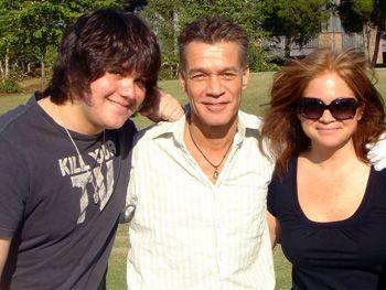 Eddie Van Halen Married, Ex-Wife, Son