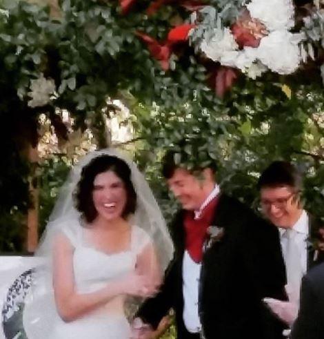 Joe Tuttle Wedding, Wife, Amy Breen