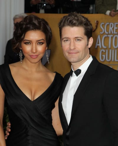 Renee Puente Married, Husband, Matthew Morrison