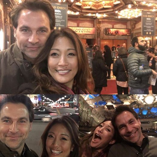 Robb Derringer Married, Dating, Carrie Ann Inaba
