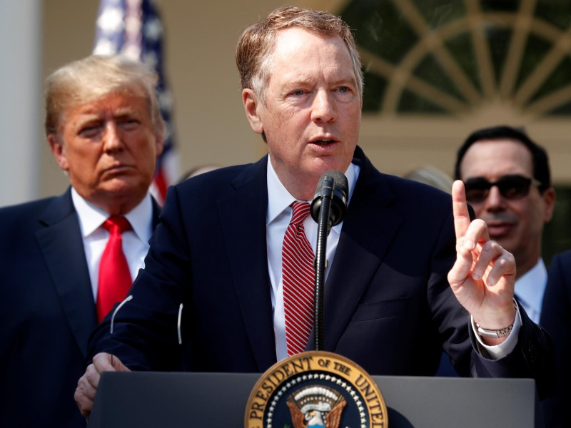 Robert Lighthizer NetWorth, Salary, Income