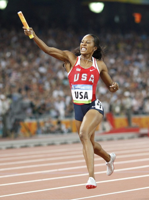 Sanya Richards Height, Weight, Body Size