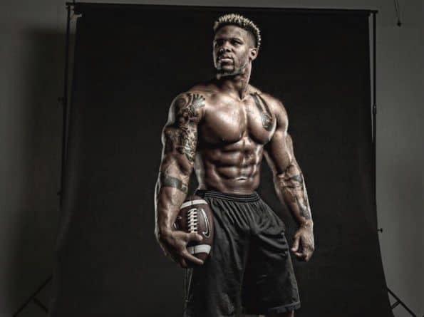 Terron Beckham Height, Weight, Body Measurement