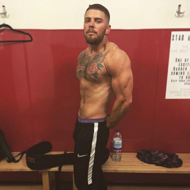 Aidan Davis Height, Weight, Body Measurement