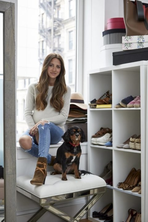 Arielle Charnas Net wroth, salary and income