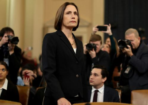 Fiona Hill Body Measurement, Height, Weight, Size
